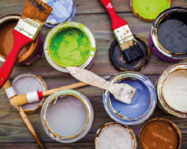 Elimination of Lead Paints
