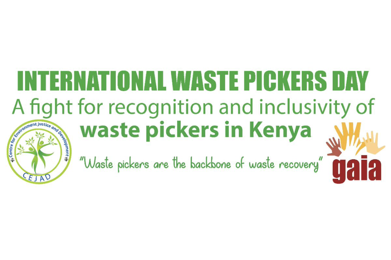 Stimulating Effective Alliances and Networking for waste pickers  in Kenya and Africa Regional level