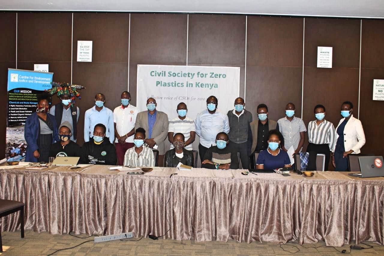Civil society for zero plastics