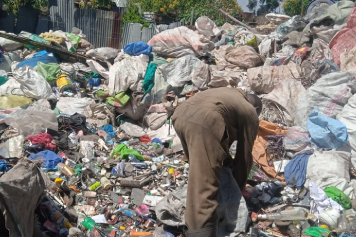 Building alliances to end Plastic pollution in Kenya