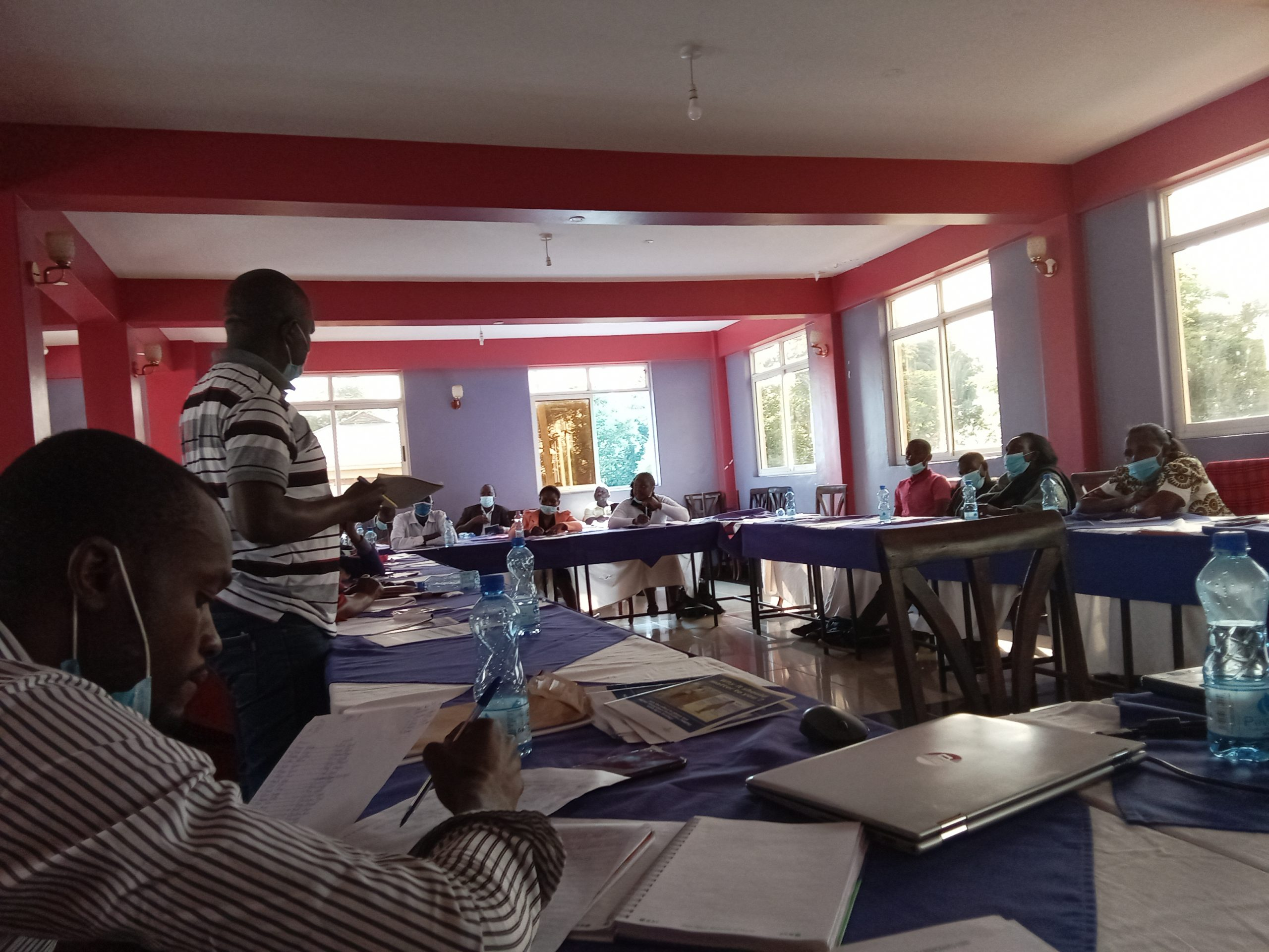 Workshop for smallholder farmers on impacts of pesticides and benefits of agro ecology